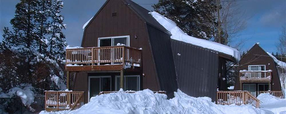 Lakeview 2 Vacation Rental Cottages In Tahoe City Ca